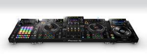 Pioneer XDJ-XZ + CDJ-2000 NXS2 + DJS-1000