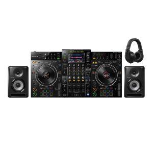 Pioneer XDJ-XZ + 2x S-DJ50X+ HDJ-X5BT-K