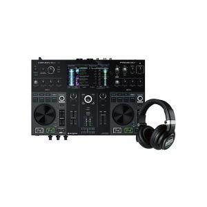 243752 Denon DJ PRIME GO + Reloop RHP-15 - Perspektive