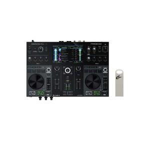 243754 Denon DJ PRIME GO + Elevator USB Stick 32 GB - Perspektive