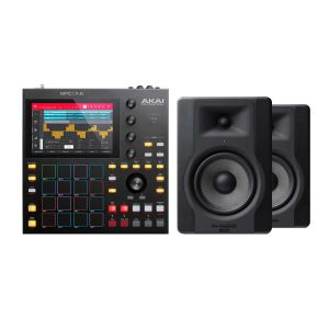 243763 Akai Professional MPC ONE+ M-Audio BX5 D3 (Paar) - Perspektive