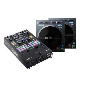 243765 Rane DJ Seventy + 2x Twelve Battle Controller - Perspektive
