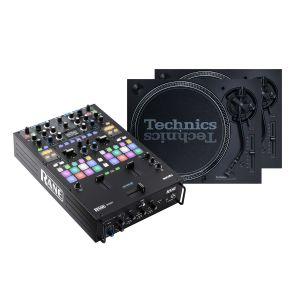 243767 Rane DJ Seventy + 2x Technics SL-1210 MK7 - Perspektive