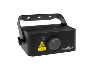 243860 Laserworld EL-300RGB - Perspektive