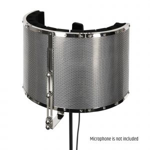 243894 Adam Hall Stands RF1 Mikrofon-Filter - Perspektive