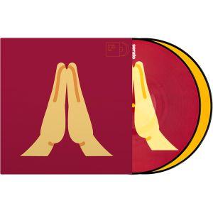 "243947 Serato 2x12"" Emoji Picture Vinyl Pressung ""Hands"" - Perspektive"
