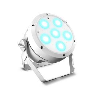 244010 Cameo ROOT PAR 6 WH 6 x 12W RGBAW + UV PAR Scheinwerfer - Perspektive