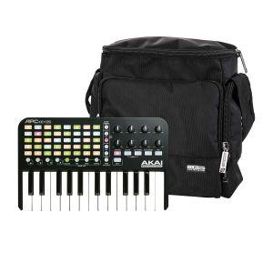244044 Akai Professional APC Key 25 + Reloop Laptop Bag - Perspektive