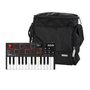 244045 Akai Professional MPK Mini Play + Reloop Laptop Bag - Perspektive