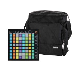 244047 Novation Launchpad Mini MK3 + Reloop Laptop Bag - Perspektive