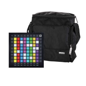 244048 Novation Launchpad Pro MK3 + Reloop Laptop Bag - Perspektive