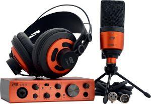 244107 ESI U22 XT cosMik Set Professionelles Aufnahmestudio - Perspektive