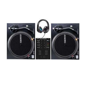 244166 Reloop RMX-10 BT + 2x RP-1000 MK2 + Elevator DJ-500 - Perspektive