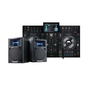 244190 Denon DJ PRIME 2 + Numark N-Wave 360 - Perspektive