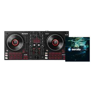 Numark Mixtrack Platinum FX + Serato DJ Pro