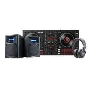 244195 Numark Mixtrack Platinum FX + N-Wave 360 + Elevator DJ-1000 - Perspektive