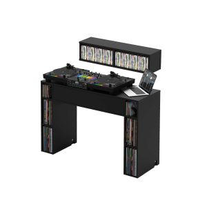 244214 Glorious Modular Mix Station Black + CD Box black 90 - Perspektive