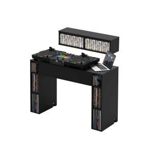 244214 Glorious Modular Mix Station Black + CD Box black 90 - Perspektive
