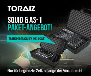 244215 Pioneer TORAIZ SQUID + AS-1 + DJC-Bags Bundle - Perspektive