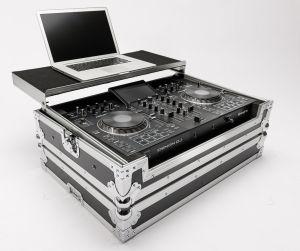 244280 Denon DJ PRIME 2 + Magma DJ-Controller Workstation - Perspektive
