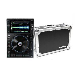 244285 Denon DJ SC6000 PRIME + Magma Multi-Format Case - Perspektive