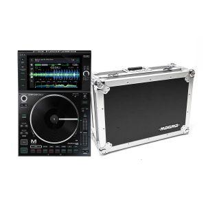 244286 Denon DJ SC6000M PRIME + Magma Multi-Format Case - Perspektive