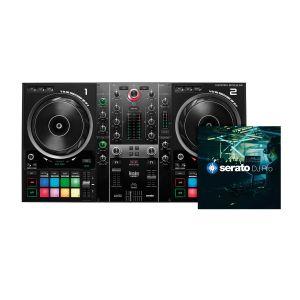 244369 Hercules DJControl Inpulse 500 + Serato DJ Pro - Perspektive
