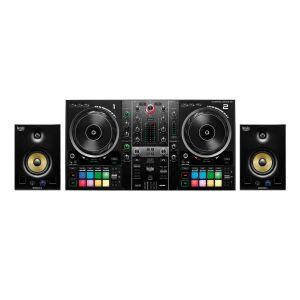 244370 Hercules DJControl Inpulse 500 + DJ Monitor 5 - Perspektive