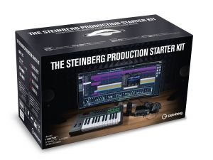 244372 Steinberg Production Starter Kit incl. Nektar Keyboard - Perspektive