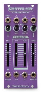 244395 Dreadbox Nostalgia Chromatic Modul - Top