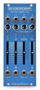244396 Dreadbox Eudemonia Chromatic Modul - Top