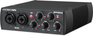 244414 PreSonus AudioBox USB 96 25th Anniversary Edition - Perspektive