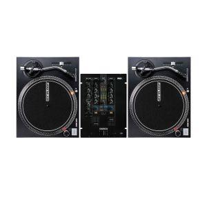 244438 Reloop RMX-22i + 2x RP-2000 USB MK2 - Perspektive