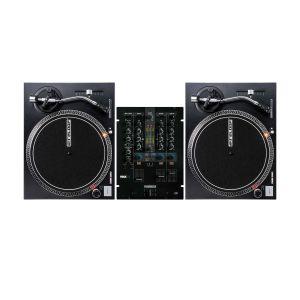 244440 Reloop RMX-33i + 2x RP-2000 USB MK2 - Perspektive