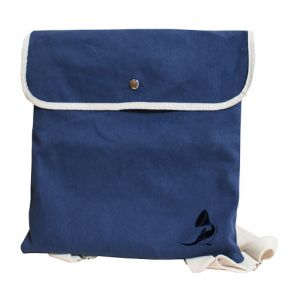 244451 Swordfish & Friend - Record Bag Blue - Top