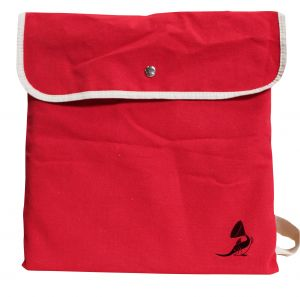 244452 Swordfish & Friend - Record Bag Red - Top
