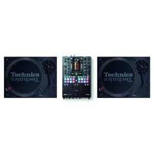 244453 Rane DJ Seventy-Two MKII + 2x Technics SL-1210 MK7 - Perspektive