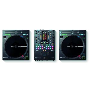 244454 Rane DJ Battle Set 2x Rane Twelve MKII + Seventy-Two MKII - Perspektive