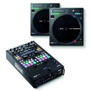 244455 Rane DJ Battle Set 2x Rane Twelve MKII + Seventy - Perspektive