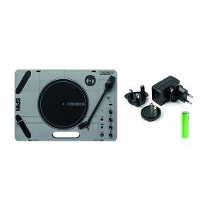 244456 Reloop SPIN + USB Netzteil + Sony 18650 2600 mAh Akkus - Perspektive