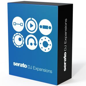 244562 Serato DJ Pro Expansions (Download Version) - Perspektive