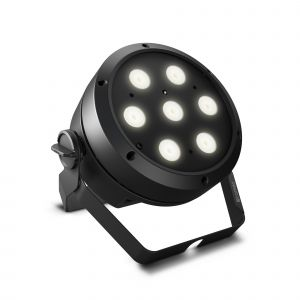 244607 Cameo ROOT PAR TW 7 x 4 W Tunable White LED PAR-Scheinwerfer - Perspektive