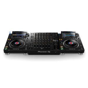 244626 Pioneer DJM-V10 + 2x CDJ-3000 - Perspektive