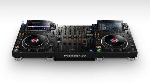 244627 Pioneer DJM-900 NXS2 + 2x CDJ-3000 - Perspektive