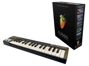 244633 Image Line FL Studio 20 Keyboard Bundle - Perspektive