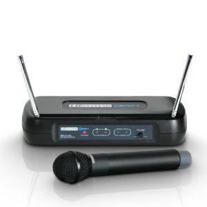 244715 LD Systems ECO 2 HHD 2 Dual - Funkmikrofon System mit Handmikrofon dynamisch - Perspektive