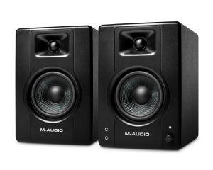 244755 M-Audio BX4 (Paar) - Perspektive