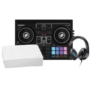 244769 Reloop Buddy + Elevator DJ-500 + Glorious Controller Staubschutzhülle - Perspektive