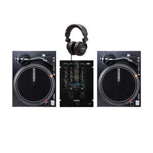 244785 Reloop RMX-22i + 2x RP-4000 MK2 + Elevator DJ-1000 - Perspektive