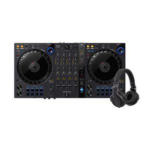 244866 Pioneer DJ DDJ-FLX6 + HDJ-CUE1 - Perspektive